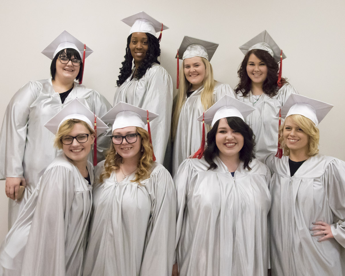 2018 Summer Cosmetology Graduates